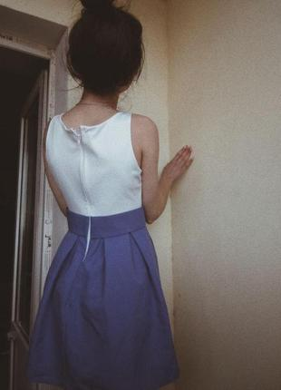 Нарядное платье с бантом