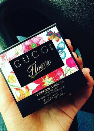 Gucci flora gardenia