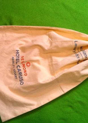 Пыльник мешок с затяжными ручками для хранения(постель,одежда,полотенца,прочее)оригинал