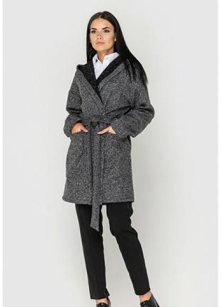 Пальто на поясі бренду santali