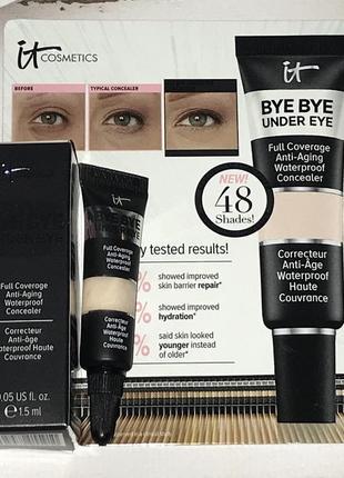 It cosmetics bye bye under eye консилер под глаза