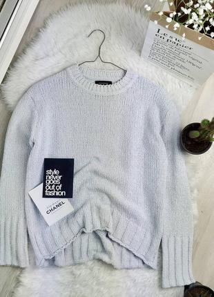 Нежное облачко, велюровый свитер atmosphere