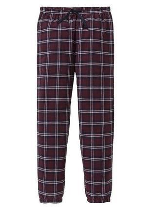 Фланелевые штаны livergy