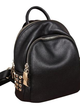 Рюкзак женский городской стильный из экокожи
