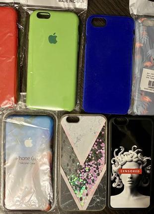 Чехлы на apple iphone 6s