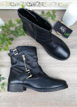 🌿40🌿европа🇪🇺 dune. кожа. стильные ботинки
