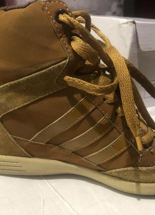 Ботинки женские adidas оригинал