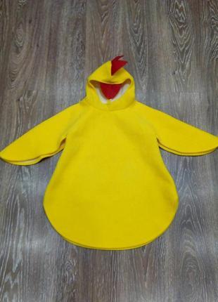 Карнавальный костюм цыпленок курча