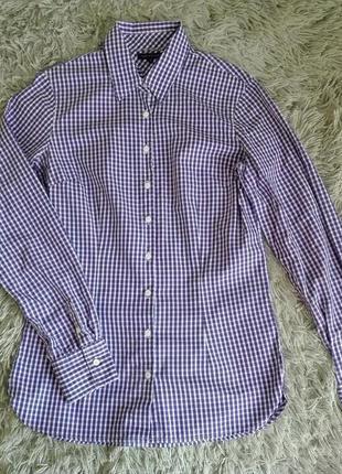 aebfcd672e18 Женская рубашка в клетку tommy hilfiger Tommy Hilfiger, цена - 300 ...