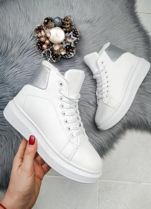 Зимние кроссовки, зимние ботинки