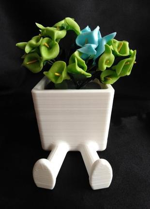 Горшочек для цветка