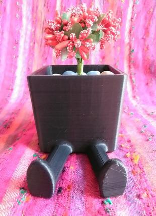 Кашпо для цветка