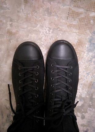 Ботинки демисезонные ecco размер 41