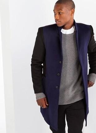 Кашемировое пальто кромби rodex  woolmark