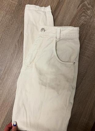 Джинси мом/джинсы мом