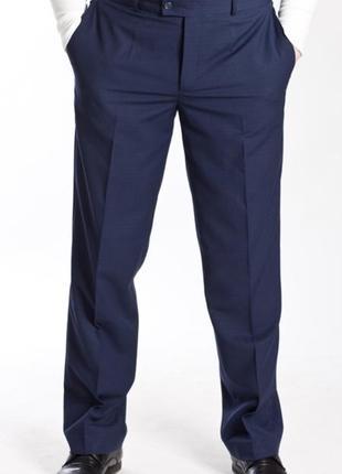Классические шерстяные брюки jack & jones