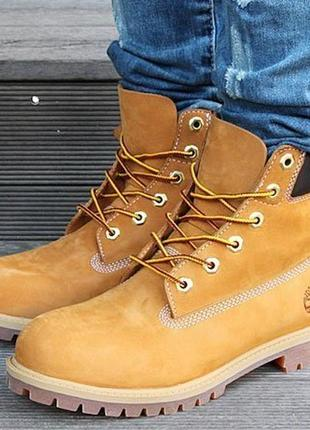 Ботинки timberland 6 в premium