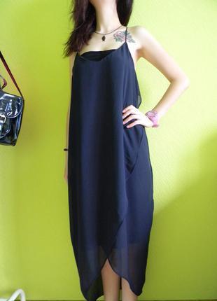 Шифоновое платье h&m5