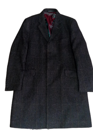 Blue harbour luxury yorkshire tweed английское твидовое пальто