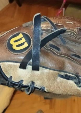 Перчатка - ловушка для бейсбола