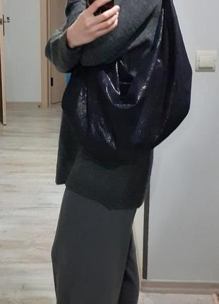 Сумка-шопер, сумка-мешок stradivarius