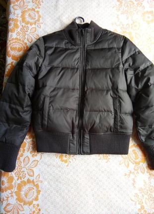 Куртка короткая, куртка пуховик, короткий пуховик фирма old navy