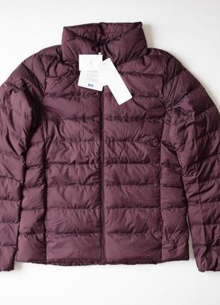 Куртка на пуху uniqlo - настоящее японское качество!