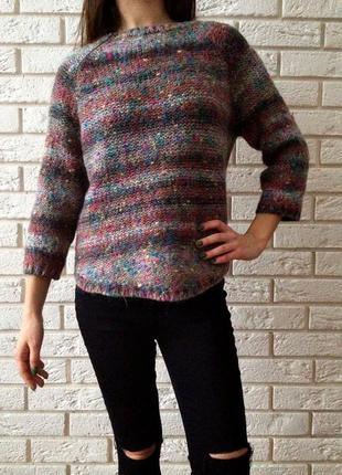 Прикольный свитер реглан marks & spencer topshop zara new look river island1