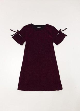 Платье нарядное next для девочки р.134 на 9 лет