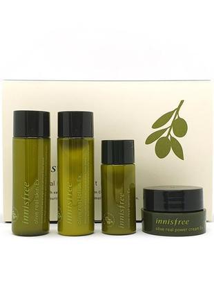 Набор миниатюр innisfree olive real ex. special kit