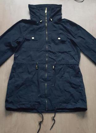 Оригинальная,фирменная куртка-ветровка denim co1