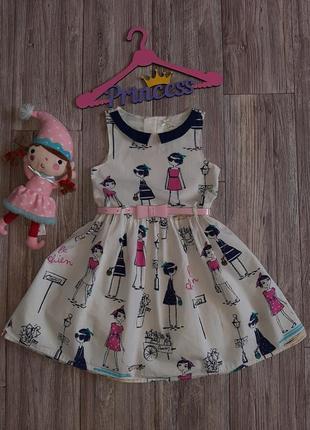 Платье р.110 см