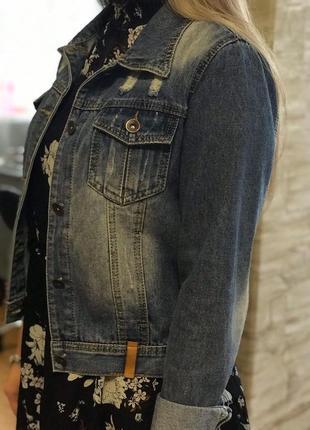 Актуальная джинсовка