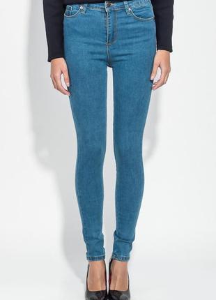 Джинсы скинни с молнией сзади , джинсы skinny на молнии сзади