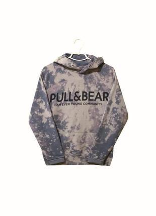 Pull&bear, худи, женское худи