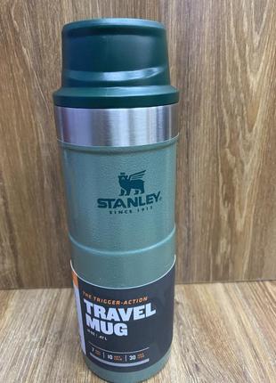 Термокружка stanley classic one-hand vacuum mug 16 oz
