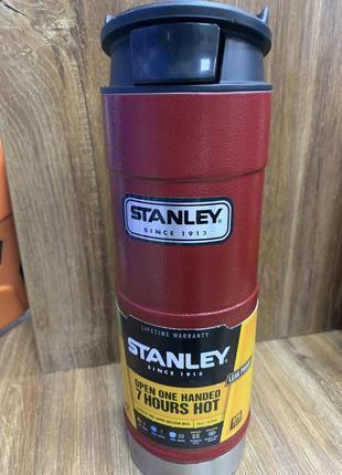 Термокружка stanley classic one-hand vacuum mug 16oz