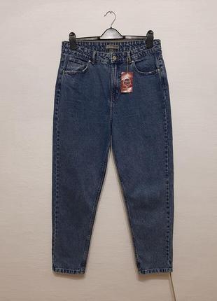 Стильные модные трендовые джинсы большого размера