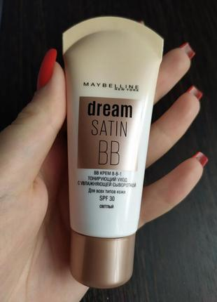 Maybelline new york dream satin bb cream 8 in 1 maybelline dream fresh bb cream 8 in