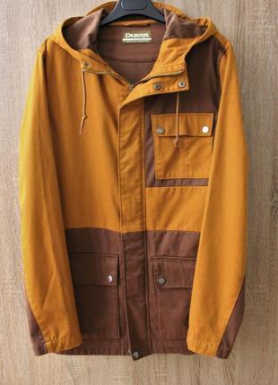 Мужская куртка dravus оригинал из сша