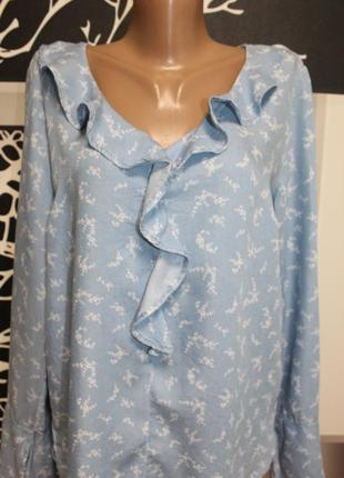 Блузка next в идеальном состоянии xl