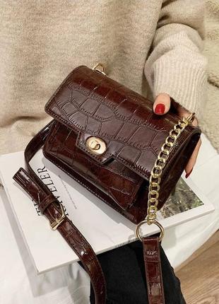 Новая стильная сумочка