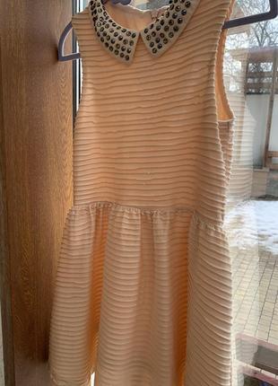 Платье next, на 5 лет рост 110-122.