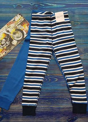 Набор тонких штанов для дома, сна h&m 4-6 лет