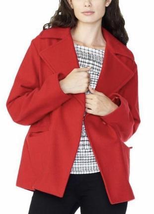 Пальто armani exchange, новое, шерсть🔥❤️