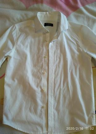 Рубашка waikiki 6-7 лет