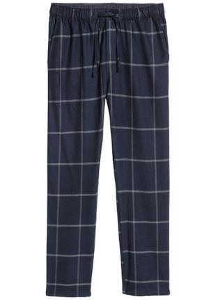 Пижамные брюки h&m