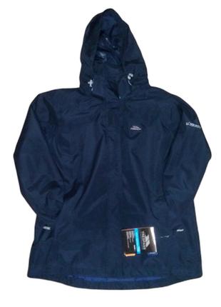 Trespass плотная трекинговая куртка штормовая