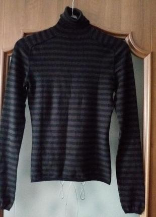 Akris  punto  токий свитер; гольф