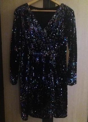 Готовимся к 8 марта! хит сезона! нарядное, вечернее, женское платье.